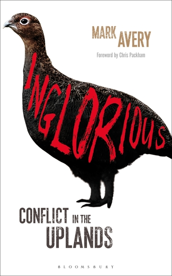 Inglorious - Conflict in the Uplands - cover