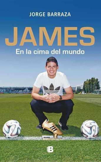 James En la cima del mundo - cover