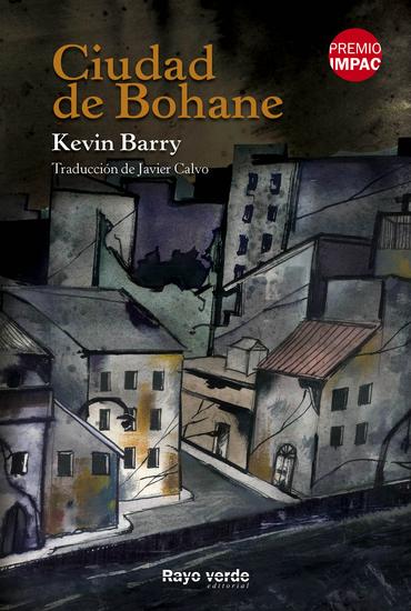 Ciudad de Bohane - cover