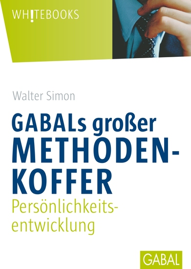 GABALs großer Methodenkoffer - Persönlichkeitsentwicklung - cover
