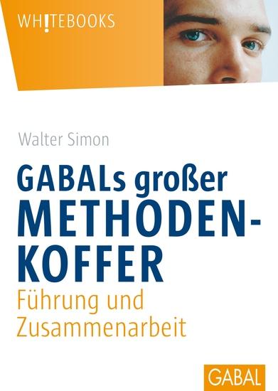 GABALs großer Methodenkoffer - Führung und Zusammenarbeit - cover