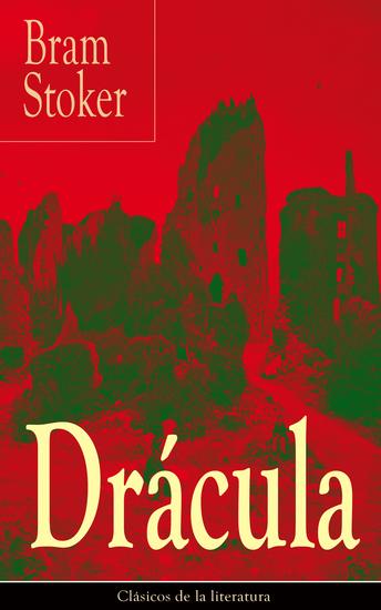 Drácula - Clásicos de la literatura - cover