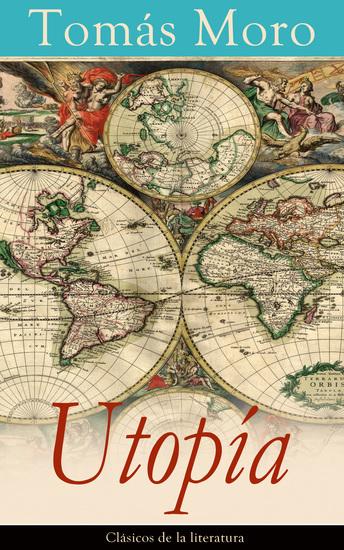 Utopía - Clásicos de la literatura - cover