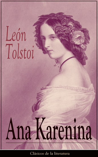 Ana Karenina - Clásicos de la literatura - cover