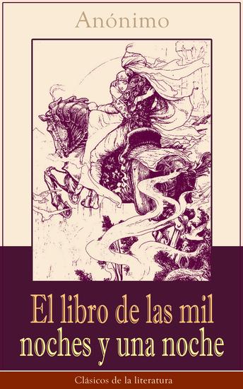El libro de las mil noches y una noche - Clásicos de la literatura - cover
