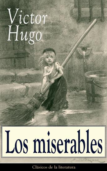 Los miserables - Clásicos de la literatura - cover
