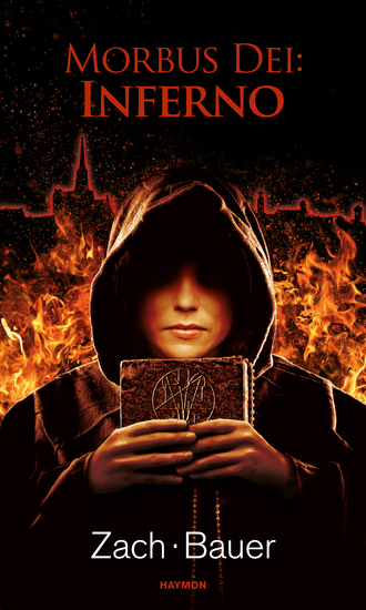 Morbus Dei: Inferno - Novel - cover
