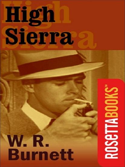 High Sierra - cover
