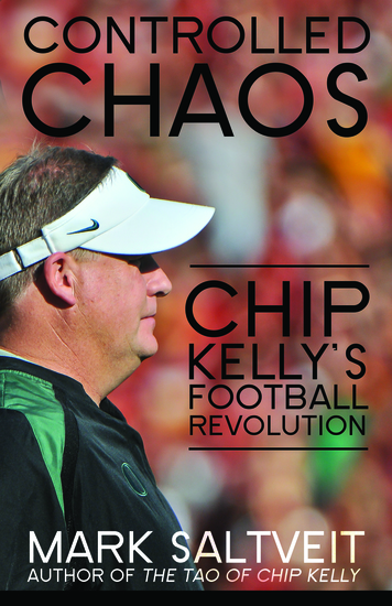 Controlled Chaos - Chip Kelly's Football Revolution - cover