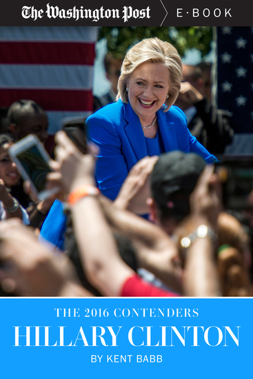 The 2016 Contenders: Hillary Clinton - cover