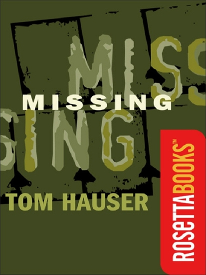 Missing - cover