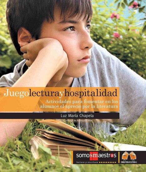 Juego lectura y hospitalidad - Actividades para fomentar en los alumnos el aprecio por la literatura - cover