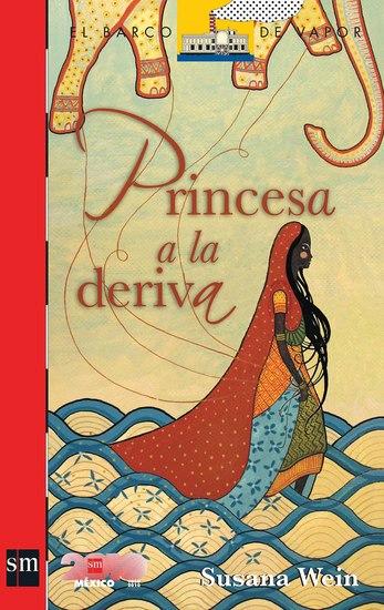 Princesa a la deriva - cover