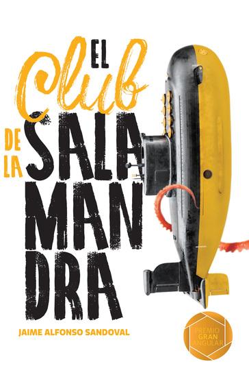 El club de la Salamandra - cover