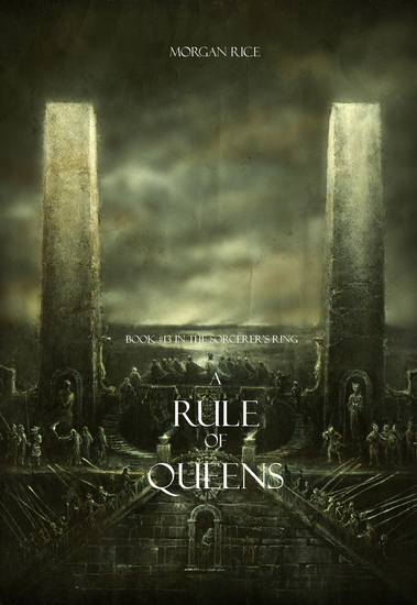 A Rule of Queens (Book #13 in the Sorcerer's Ring) - cover