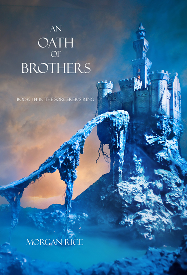 An Oath of Brothers (Book #14 in the Sorcerer's Ring) - cover