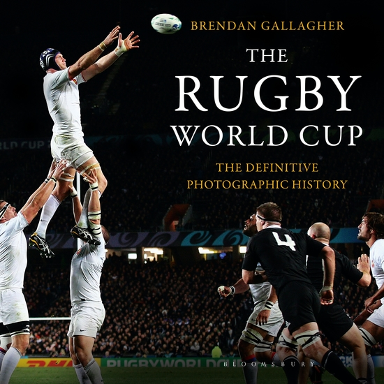 The Rugby World Cup - The Definitive Photographic History - cover