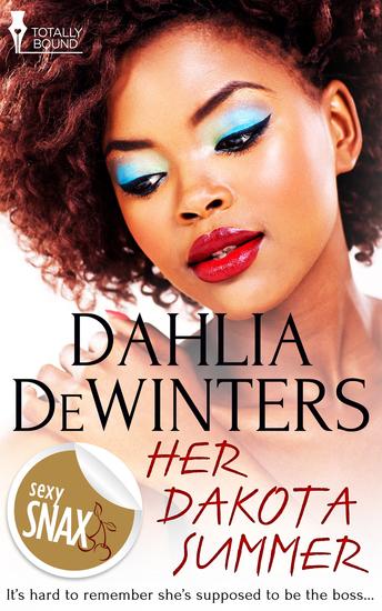 Her Dakota Summer - cover