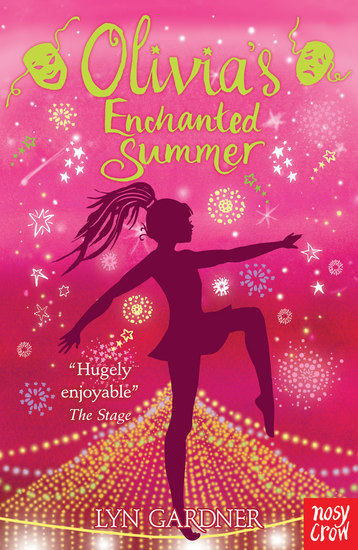 Olivia's Enchanted Summer - cover