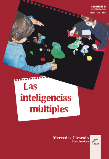 Las inteligencias múltiples. Cómo detectar capacidades destacadas en los niños - cover