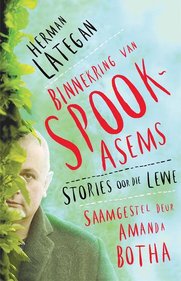 Binnekring van Spookasems - Stories oor die lewe - cover