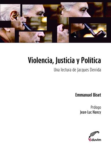 Violencia, Justicia y Política Una lectura de Jacques Derrida - cover