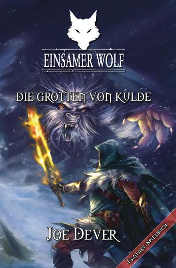 Einsamer Wolf 03 - Die Grotten von Kulde - cover
