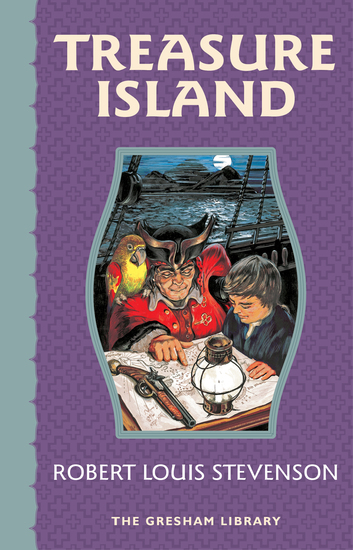 an analysis of the plot in the book treasure island Treasure island robert louis stevenson treasure not yet lifted, i take up my pen in the year of following his story.