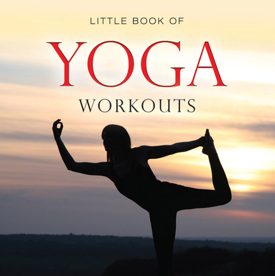 Little Book of Yoga Workouts - cover