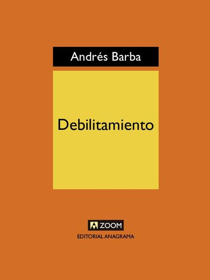 Debilitamiento - cover