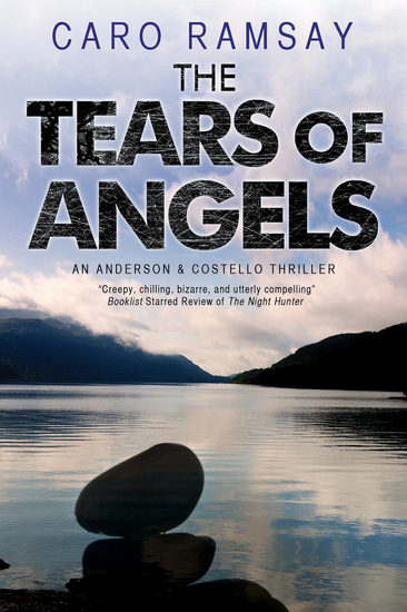 Tears of Angels The - A Scottish police procedural - cover