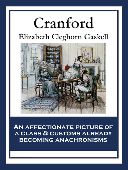 Cranford - With linked Table of Contents - cover