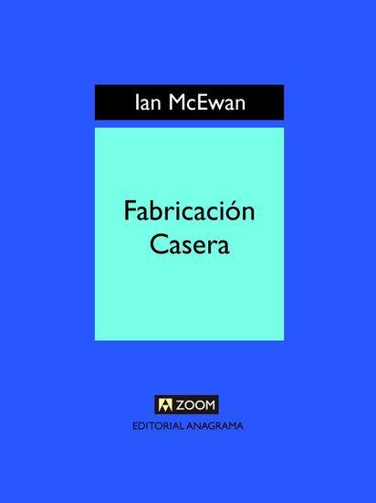 Fabricación casera - cover