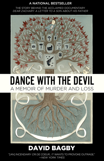 Dance With the Devil - A Memoir of Murder and Loss - cover