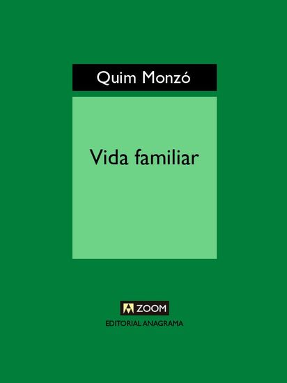 Vida familiar - cover