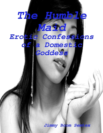 The Humble Maid - Erotic Confessions of a Domestic Goddess - cover
