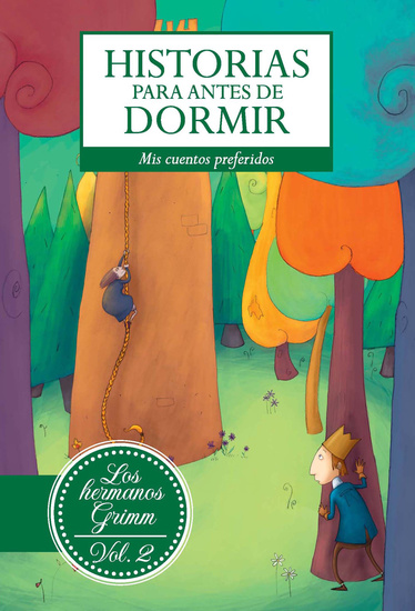 Historias para antes de dormir Vol 2 Hermanos Grimm - cover
