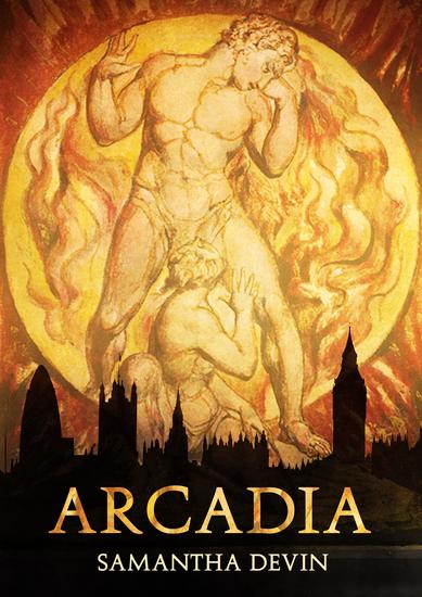 Arcadia - Una Tragedia Moderna - cover