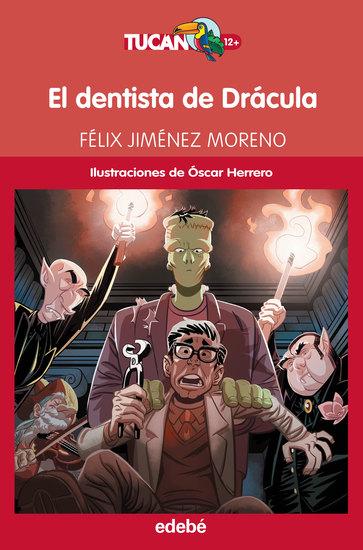 El dentista de Drácula - cover