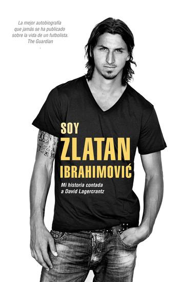 Yo soy Zlatan Ibrahimovic - cover