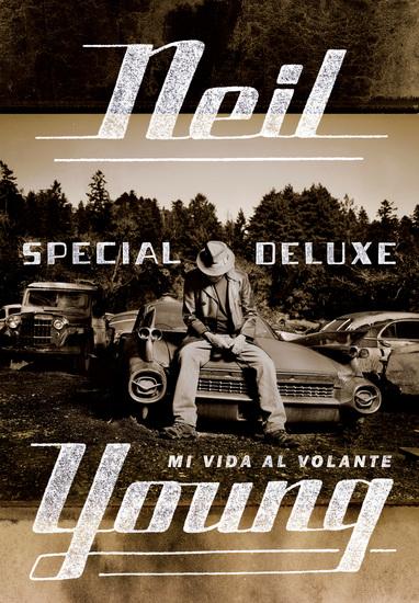 Special deluxe - Mi vida al volante - cover