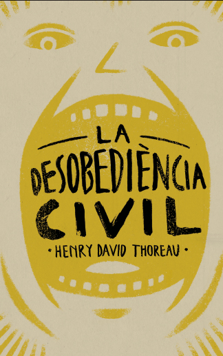 La desobediencia civil - cover