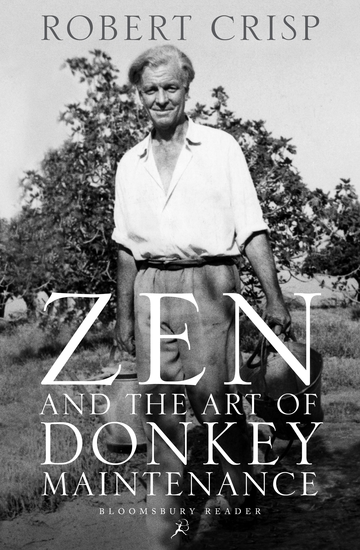 Zen and the Art of Donkey Maintenance - cover