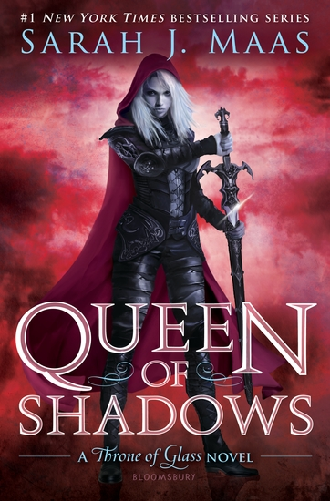 Queen of Shadows - cover