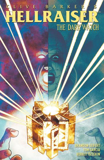 Clive Barker's Hellraiser: Dark Watch Vol 2 - cover