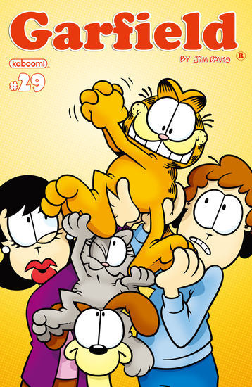 Garfield #29 - cover