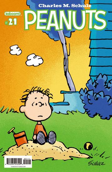 Peanuts #21 - cover