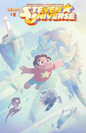 Steven Universe #2 - cover