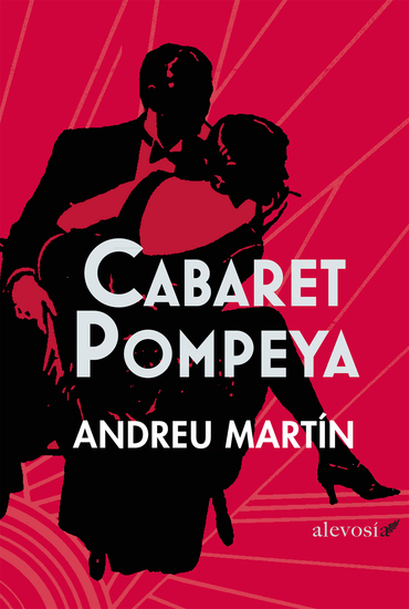 Cabaret Pompeya - cover