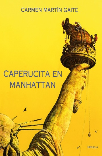 Caperucita en Manhattan - cover